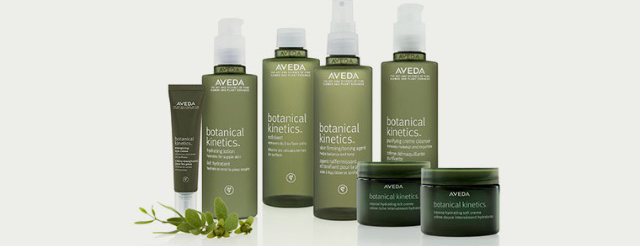 Aveda - Botanical kinetics