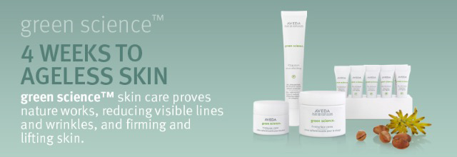 Aveda - Green Science